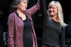 Karin Rehnqvist and Lena Willemark