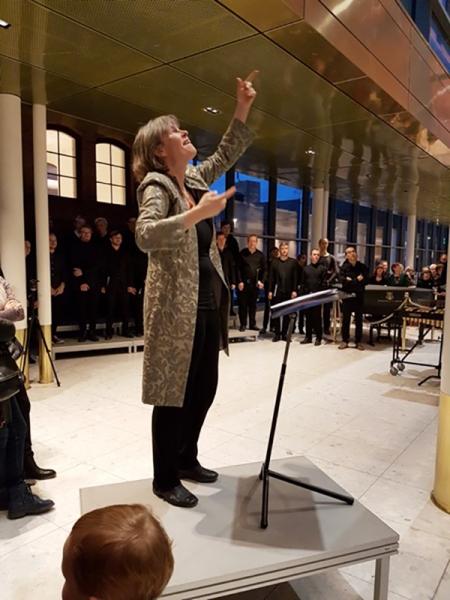 """""""Här är musiken!"""". Invigning KMH, 28/1 2017"""