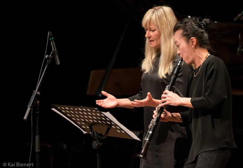 Lena Willemark and Shizuyo Oka