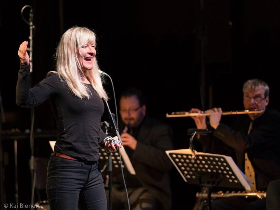 Lena Willemark in Nine Nights