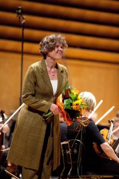 GSO med Gustavo Dudamel och Karin Rehnqvist