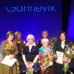 Gannevikstiftelsens kulturpris till Karin
